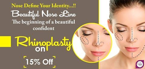 Perfect Nose For Perfect Face !!  Contact: http://www.marmm.com/cosmetic-treatment/cosmetic-surgery/  #RhinoplastyinIndore #NoseReshaping #MarmmKlinik #NoseSurgery #Nosejob #Beauty #Face