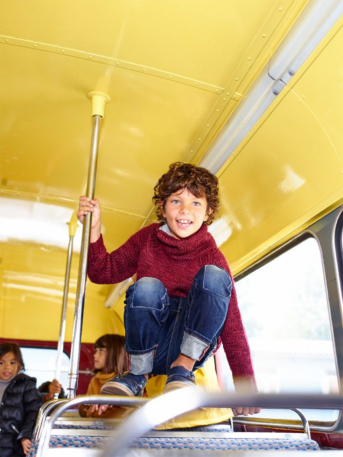 BACK TO SCHOOL | KIDS-EDITORIALS | ZARA España