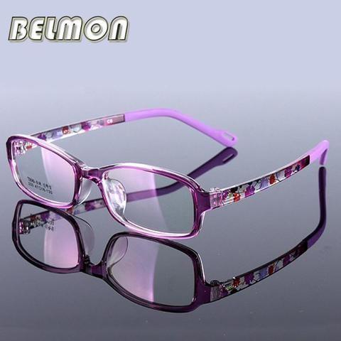 0dc027b20197e Fashion Student Spectacle Frame Children Myopia Eyeglasses Computer Optical Kids  Eye Glassesmodlilj