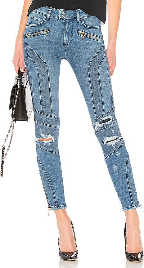 Karolina High-Rise Skinny Jean in Endless Love. - size 24 (also in 23,25,26,27,28) GRLFRND