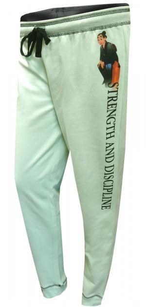 ffef7e801b0 Disney Mulan Strength and Discipline Lounge Pants