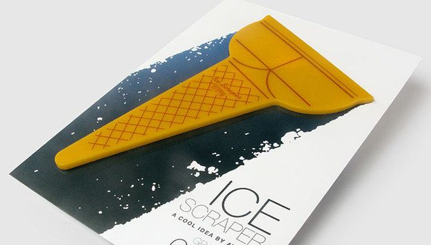 Ice Cream Cone Ice Scraper | 43 Impossibly Cute Products You'll Actually Use