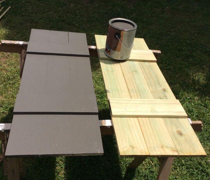 Diy board and batten shutters had lowes custom match