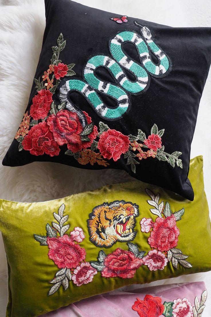 25 unique Applique pillows ideas on Pinterest  Applique