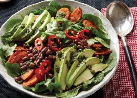 Warm Carrot and Adzuki Bean Salad | Vegetarian Times