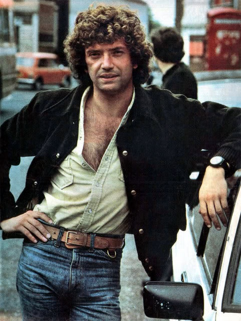 Martin Shaw as Ray Doyle : The Professionals : CI5 : Call-sign 4-5.
