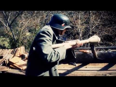 "WW2 - Short Film- March 1945 ""Die Wacht am Rhein"" HD - YouTube"
