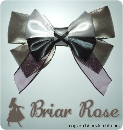 aaand this one too :)    Magical Ribbons - Briar Rose