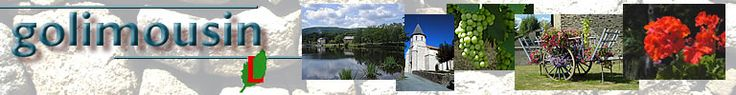 France - Guide to the Limousin region - walking, golf, fishing, watersports, attractions, culture and history