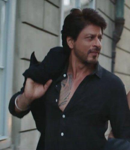 Das Tattoo ist nicht echt #SRK