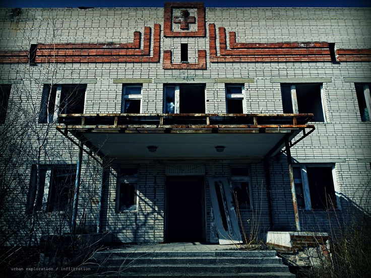 another abandoned hospital