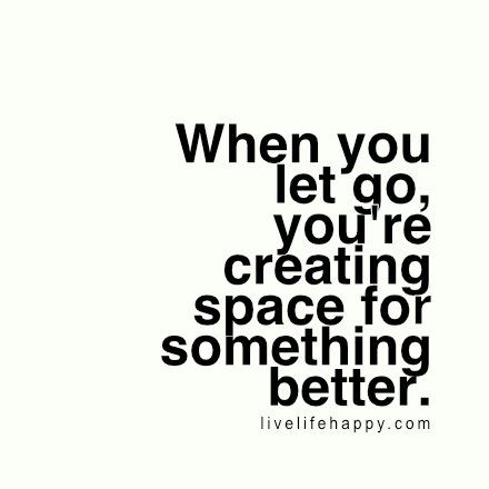 When You Let Go, You're Creating                                                                                                                                                                                 More                                                                                                                                                                                 More