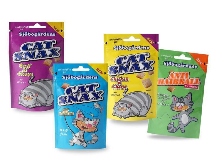 Dla kotków też coś produkowaliśmy! :) PLASTMOROZ - producent nowoczesnych opakowań.
