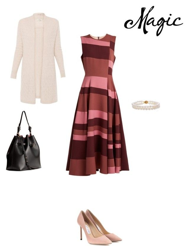 """Magic"" by francystyling78 on Polyvore featuring moda, Roksanda, Jimmy Choo, H&M e Belk & Co."