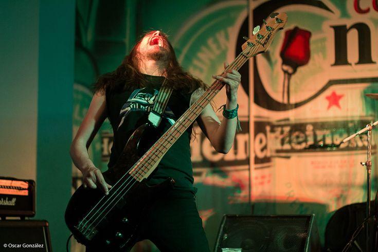Lead Soldier, Fernando Romero, Heavy Metal, Mexican Heavy Metal, Peavey Foundation