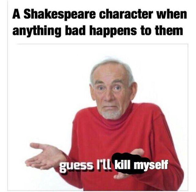 18 Most Funny And Random Memes Bad Memes Literature Humor English Memes