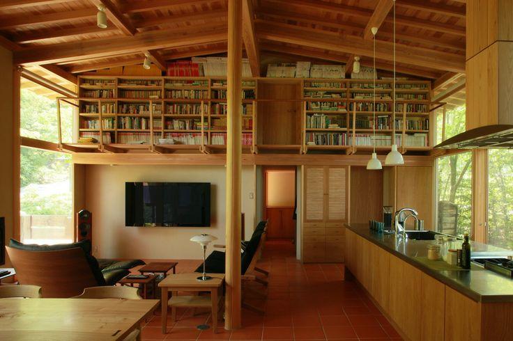 志賀の家 横内敏人建築設計事務所