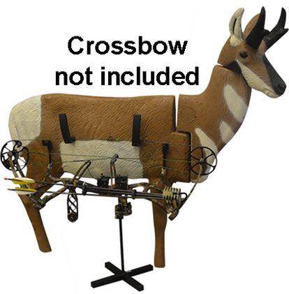 RINEHART TARGETS Spot & Stalk Antelope Decoy, EA