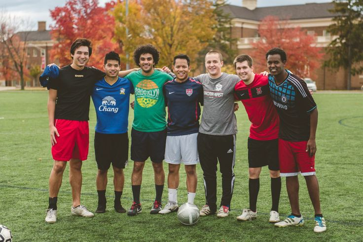 Soccer on Cook Field.