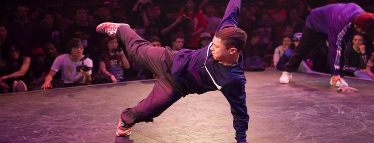 Bust a move - 6 & 7 May – Biggest urban dance competition in Canada – best performers from Montreal and from around the world.
