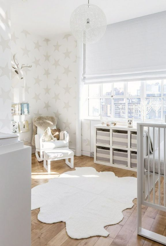 Looking for inspiration to decorate your baby´s room? Ten stylish nurseries on Arichic...