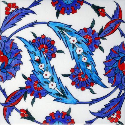 Naturalist Tiles N002Tile Sizes: 12x12cm - 20x20cm - 23,5x23,5cm - 29,5x29,5cm - 41,5x41,5cm