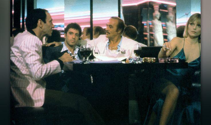 SCARFACE [US 1983]  F MURRAY ABRAHAM, AL PACINO, ROBERT LOGGIA, MICHELLE PFEIFFER SCARFACE [US 1983]   F MURRAY ABRAHAM, AL P