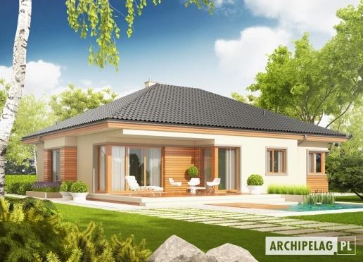 Eris G2 (wersja C) to #dom zaprojektowany z myślą o inwestorach, którzy cenią wygodę, przestrzeń i nowoczesne piękno.