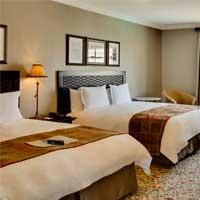 Protea Hotel Hilton Twin Room