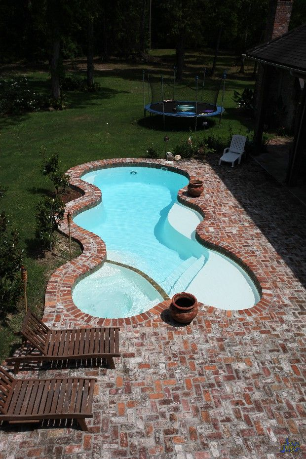 San Juan Fiberglass Pools Desert Springs By San Juan