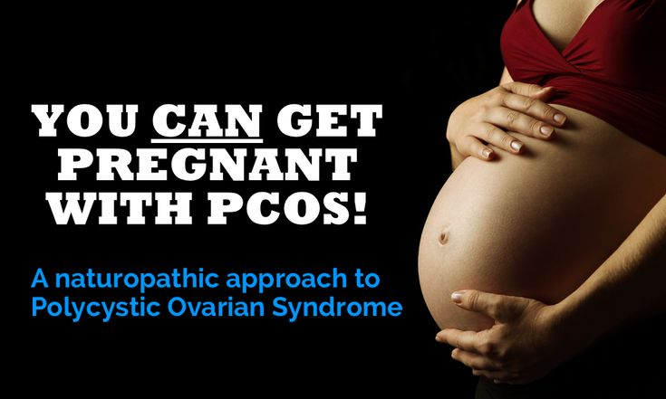 You CAN get pregnant with PCOS - a naturopathic approach to polycystic ovarian syndrome