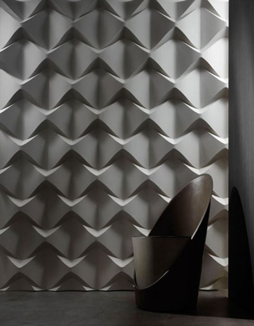 3D wall panels Textured wall panels. #wall panels #wall art