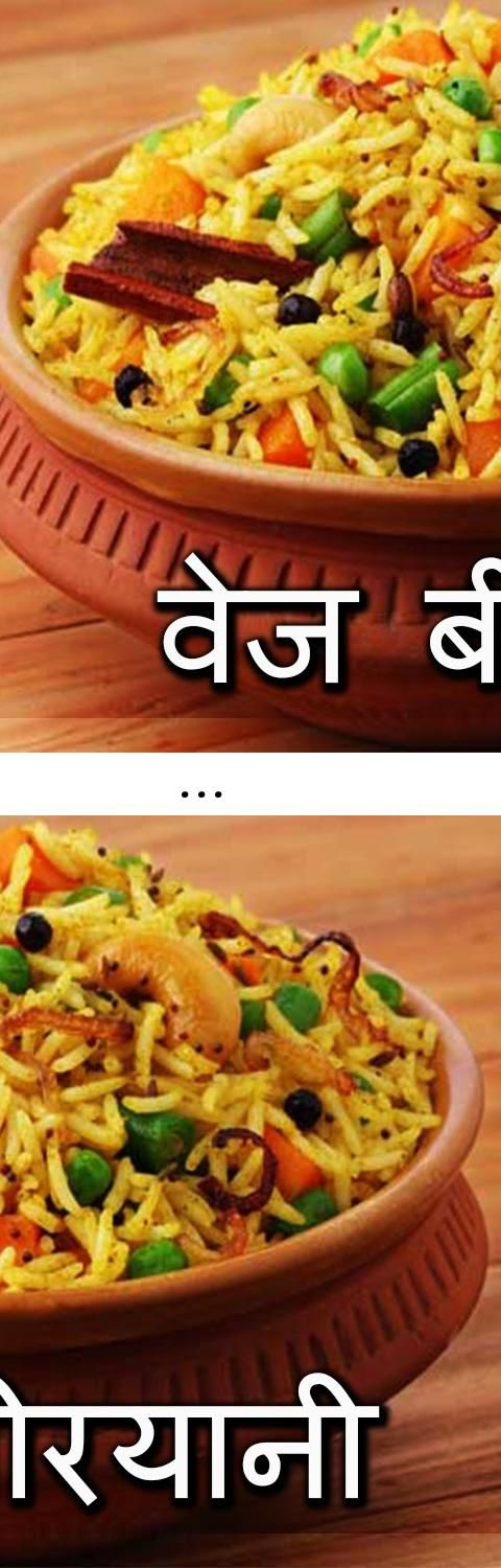 The 25 best recipes with rice in hindi ideas on pinterest vegetable biryani restaurant style easy recipe tags forumfinder Choice Image