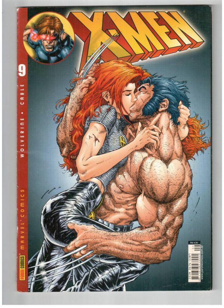 X-men Comic | Coleções e Comics > HQs e Mangás > Marvel > X-Men