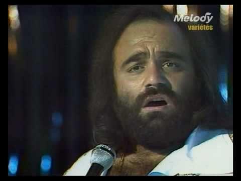 ▶ Demis Roussos 3 - Mourir auprès de mon amour.mpg - YouTube