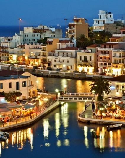 Agios Nikolaos - Lasithi, Crete ... love this place