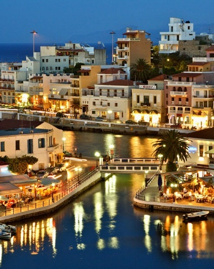 Agios Nikolaos - Crète