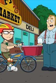American Dad Live And Let Fry Watch Online. Stan finds a way to get around Langley Falls' ban on trans fats, and Roger poses as Klaus to get his inheritance for him.