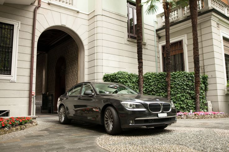 Vip drive service with bmw 7 series