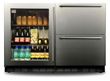Find This Pin And More On Kitchen. Kalamazoou0027s Outdoor Refrigerators ...
