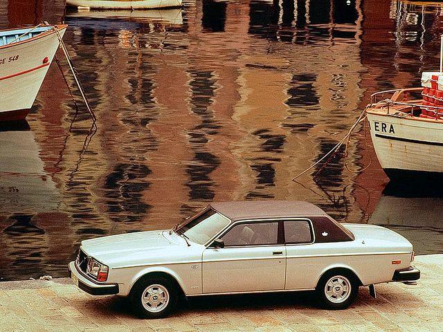 Bertone Volvo 262C