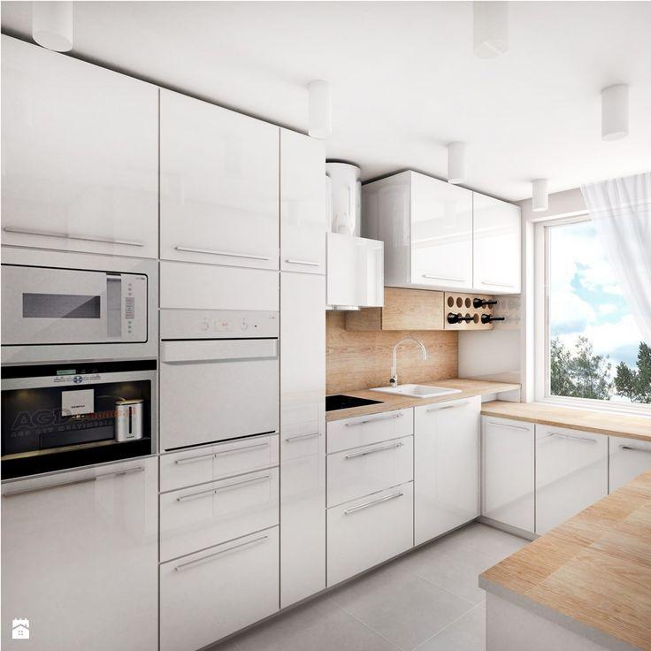 Kuchnia styl Skandynawski - zdjęcie od Futurum Architecture - Kuchnia - Styl Skandynawski - Futurum Architecture