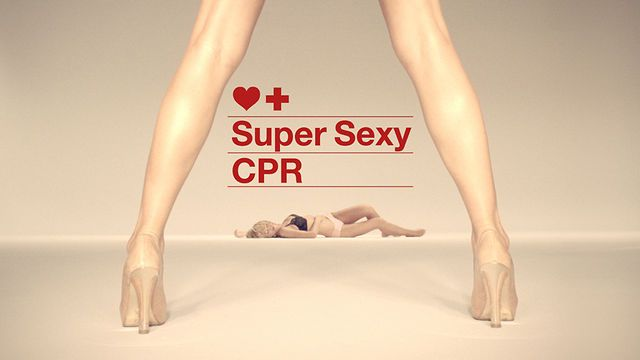 Super Sexy CPR by SUPER SEXY CPR. Check Out The Latest Fortnight Lingerie Videos At:  vimeo.com/fortnightlingerie