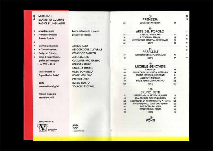 """""""Meridiane. Scambi di culture radici linguaggi"""" è un progetto di ricerca sull'identità dei luoghi. L'obiettivo è la creazione di un ponte tra due città molto lontane tra loro in termini geografici, storici e culturali. Abbiamo scelto Barletta e Urbino per…"""