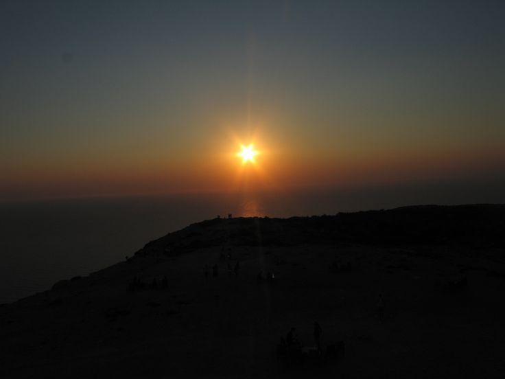Sunset at Gavdos Island