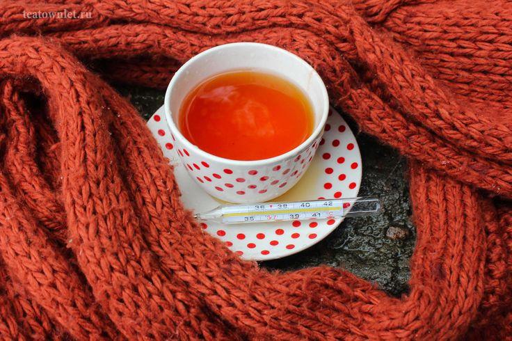 С самого начала осени, когда начинается слякоть, похолодание, нехваткой витаминов. #Здоровье #Простуда #Чай #ЧайныйГородок