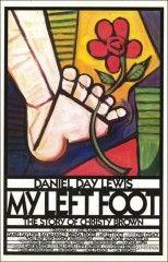 Mi pie izquierdo(parálisis cerebral). Autobiografía de superación personal sobre la vida del pintor y escritor irlandés Christy Brown