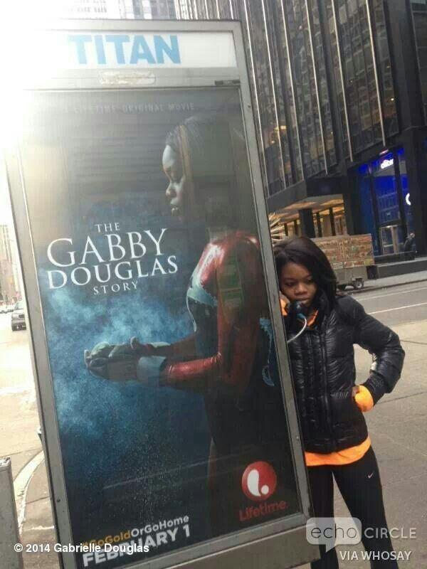 Gabby Douglas!