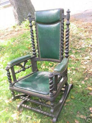 George Hunzinger Furniture: Hunzinger Platform Rocker