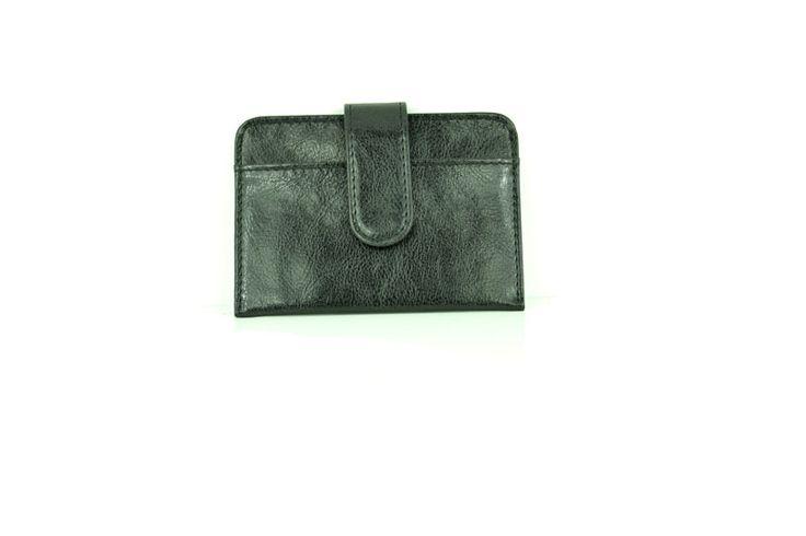Black Colour Men Cardholder with Pockets